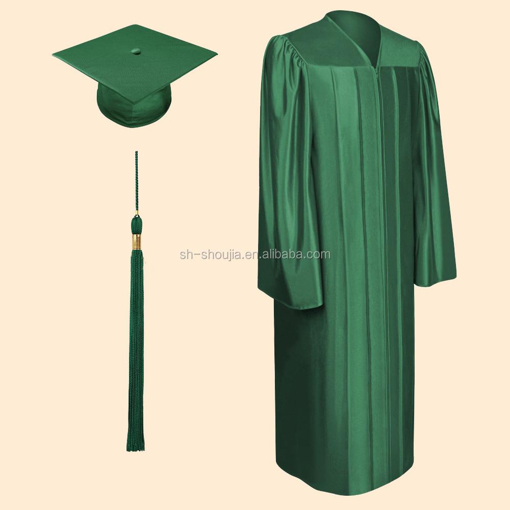 Matte Black Bachelor Graduation Cap And Gown,Graduation Cap And Gown ...