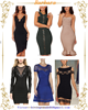 New Design Bodycon Dress Sexy bodycon dress 2015 hot selling