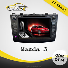 Special For Mazda 3 Car DVD Navigation MP3/MP4 Player With Bluetooth/USB/SD/Rear-view Camer