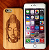 hot new prodcut for 2016 bamboo wooden mobile phone cover case wholesale