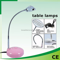 fashionable table lamp for teacher and student