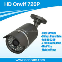 Dericam H206C H264 ONVIF Outdoor Full HD MegaPixel 720P Security IP Camera For Home/Office/Shop
