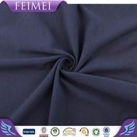 2015 Feimei newest 57% cotton 38% poly 5% span cvc/sp single jersey fabric wholesale