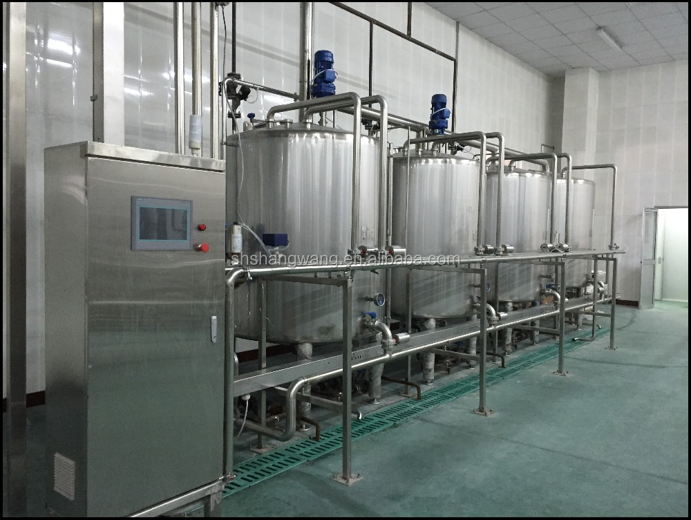 Mini Dairy Processing Plant : Uht milk processing plant small scale