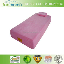 Comfortable soft baby portable folding floor mattress