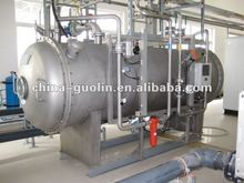 waste water treatment with large ozone generator
