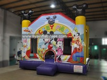 2015 cheap inflatable bouncers from LIYA inflatables