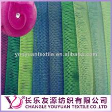 tapicería de tejer la urdimbre de la tela para vestido de novia