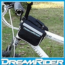 bicycle bags 600D Polyester PVC Road mountain Cycling electric bike battery bag
