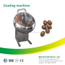 chocolate polishing machine polishing and coating pan machine