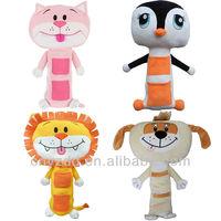 Car Seat Toy/Seat Belt Animal Toy/Seat Belt Animal Pet