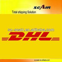 2013 New dscount DHL express drop shipping from Hongkong to USA