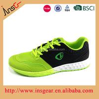 insgear china shoes factory accept OEM order latest man footwear