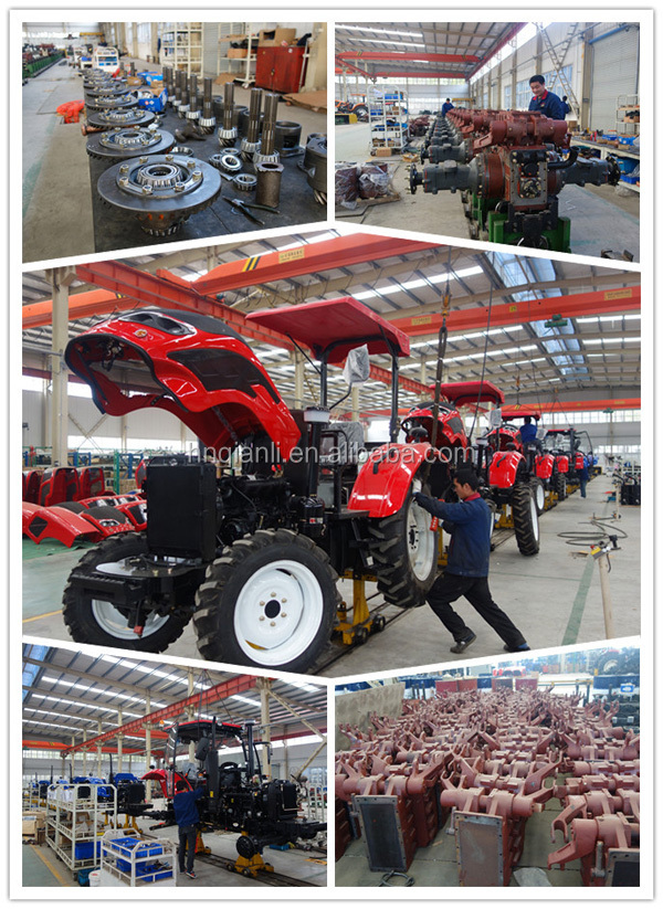high quality big farm tractor made in China