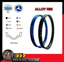 Motorcycle Parts: WM 1.60 Alloy Rim for CRF450R/X and YZ250F/450F front wheels etc