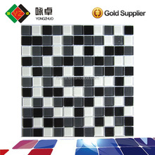 high quality factory provide glass mosaic tile