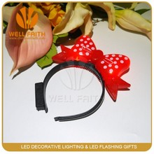 Shop Popular Led Flashing Light Headbands From China,Valentines Day Gifts Hairbands Glow Hairbands