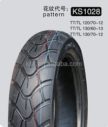 motorcycle tire 130/60-13 made in china