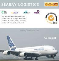 Quick international air cargo rates