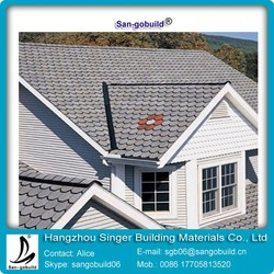 2015 New Best Asphalt Shingle Price For Roofing Tile /Roofing Shingle