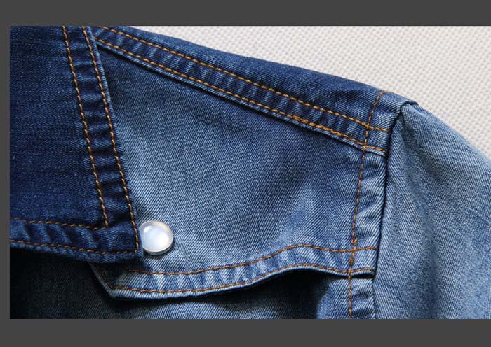 men short sleeve shirt detail 1