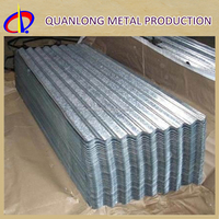 G90 Galvanized Corrugated Roofing In Sheet Metal Prices