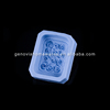 FDA&LFGB approved sugar art modeling tools silicone fondant mold with great price