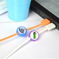 hot sales colorful multipurpose fixing plastic wall cable drop