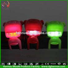 venta al por mayor de batería alimentado reflector bicicleta luces luz de colores en alibaba