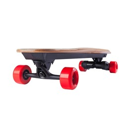 fiberglass skateboard electric hoverboard powered skateboard