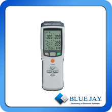 Temperature Data Logger Support U 8 Types Thermocouple Such As K, J, E, T, R, S, N, and B