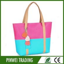 pu lady bag promotional pu bag new china handbags