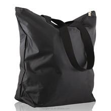 Europe and America fashion waterproof folding polyester shopping bag