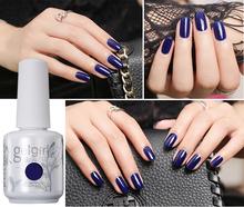 15ML Soak OFF UV/LED Nail Gel Polish from China gel nail systems