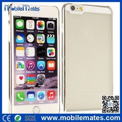 High Quality Ultrathin Polka Dots Electroplated Hard Back PC Case for iPhone 6 Plus / iPhone 6