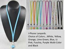 Venta caliente Rhinestone Iphone cordón con color agradable