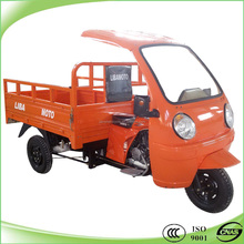 150CC 3 wheel petrol tricycle with cabin