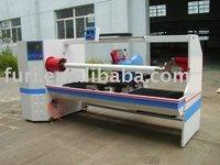 FR-1300C Automatic machine for cutting polyethylene rolls/pe film roll slitting machine