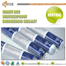Good quality silicone sealant for window and door