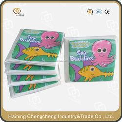 New design memory kids bath book