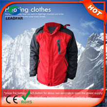HJ08 7.4V Battery Heated Jacket / Heated Clothing for Winter