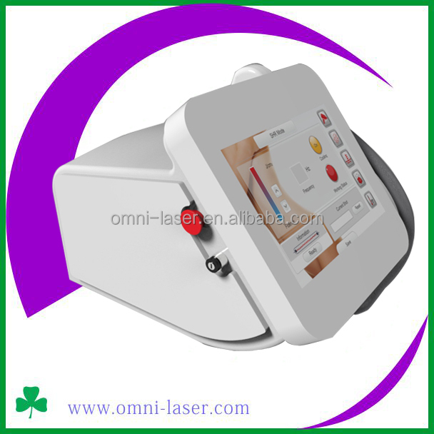 2015 newest Germany bars 808 diode laser best hair removal machine Painfree & Permanent