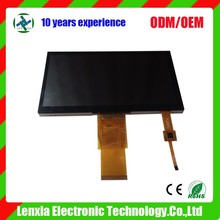 7 inch replacement lcd screen for android tablet pc