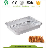 F5510 Disposable aluminum pots and pans for baking