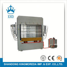 laminating press automatic plywood hot press woodworking hot press