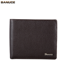 Brand Genuine Leather Wallet For Men