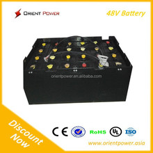 8VBS440 440ah 48v Forklift Battery FORKLIFT Usage and 12V, 24V, 30V, 36V, 48V, 72V Voltage DRY CHARGED FORKLIFT BATTERY 0712.77