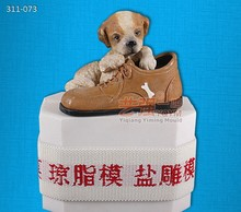 silicone chocolate mold shoe dog,funny silicone cake mould,silicone cake pops mould