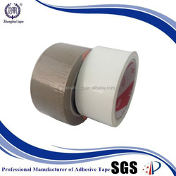 High quality low noise brown bopp adhesive packing tape