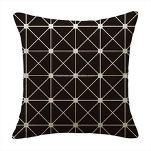 2015 New Hot Linen and Cotton Sofa Cushion Covers Pillow Cases